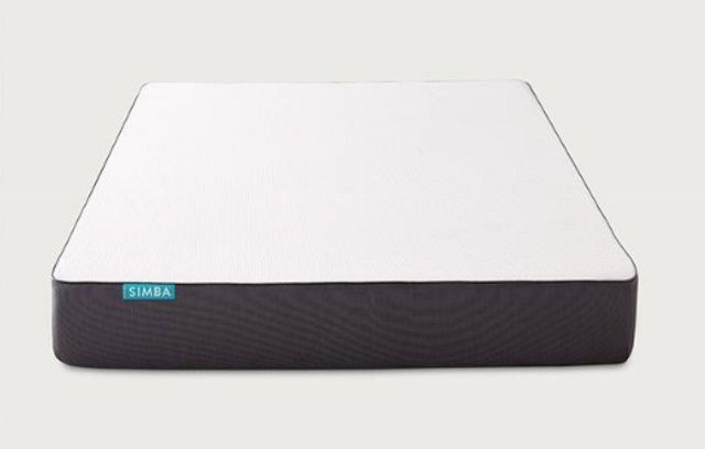simba hybrid mattress king size