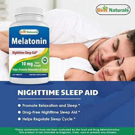 Alternatively, one can opt for natural sleep aids that have fewer side effects.