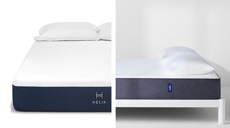The Helix Midnight Mattress VS the Casper Mattress: Which is Best?