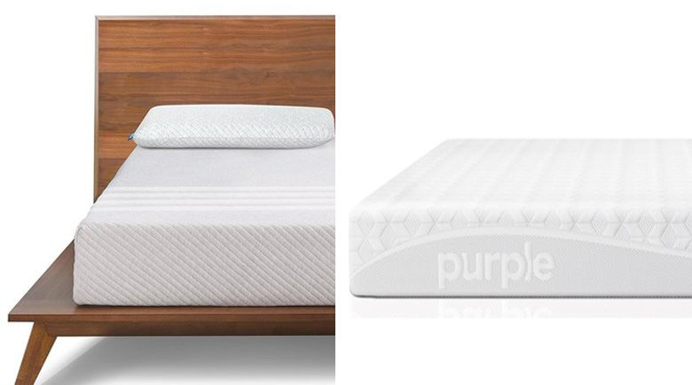 Here, we're taking a look at the Original Purple Mattress and the Leesa Mattress – two mattresses that are rising in popularity on the market.