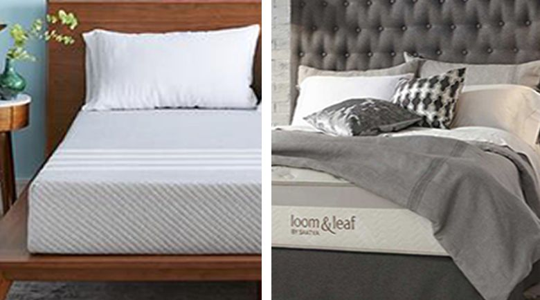 To help you with your search, we'll be looking at the Loom & Leaf and Leesa Mattress – two mattresses that are rising in popularity.