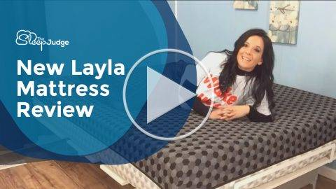 New Layla Mattress Review Video