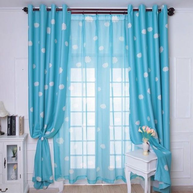 23 Of The Best Blue Blackout Curtain Ideas The Sleep Judge
