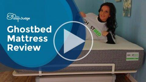 Ghostbed Mattress Video Review