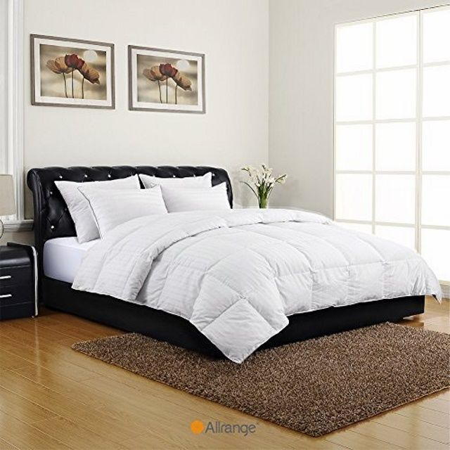 Best Luxury Down Comforter Review And Buying Guide The