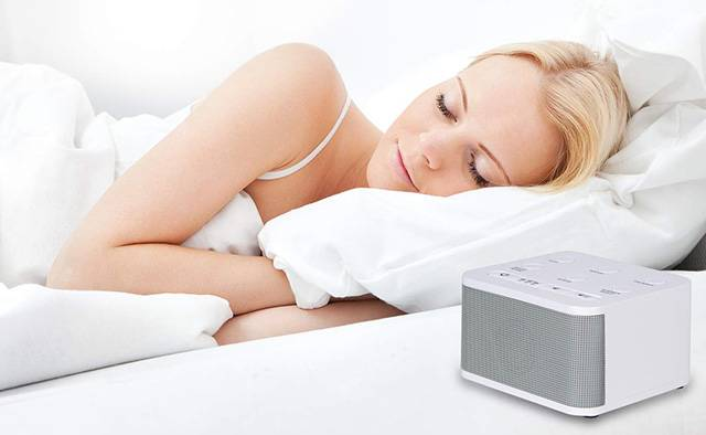 We're going to show you some of the best white noise machines on the market.
