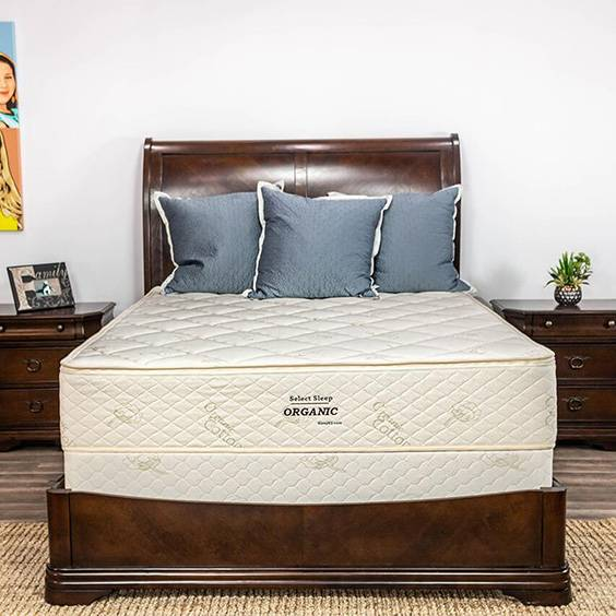 Don't be so stiff with Sleep Ez bed