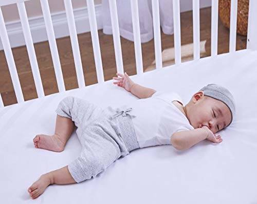 Our Sealy Double Sided Crib Mattress Review The Sleep Judge