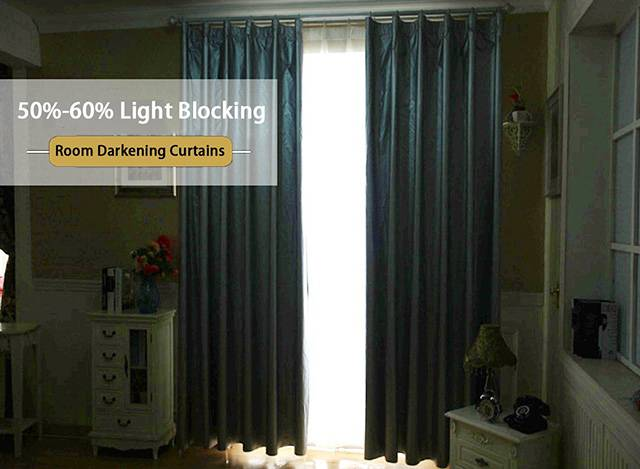 Best White Blackout Curtains 2020 The