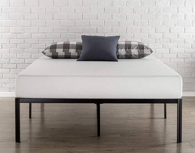 Best Mattress For A Slat Bed, Does My Bed Frame Need Slats