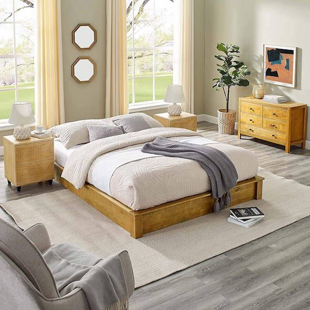 Our Sleep Judge experts have done the research for you and compiled a list of the top-rated wood king bed frames available on the market.